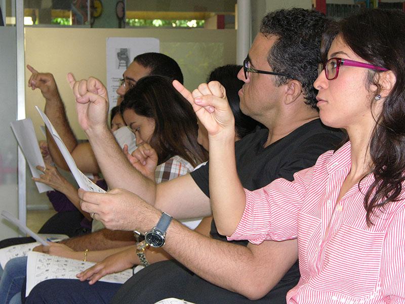 Napne ofertará curso de Libras para a comunidade do Campus Aracaju